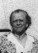 A mature woman; Actual size=180 pixels wide
